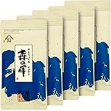 ヤマチョウ鈴木長十商店 静岡茶 毎日お茶を飲む方に 深蒸し茶 森の輝5袋セット