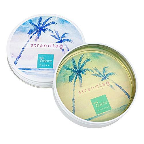 CONODORE Raumduft - verschiedene Sorten - frisch, natürlich, langanhaltend (Strandtag; sommerlich, belebend, heiter)