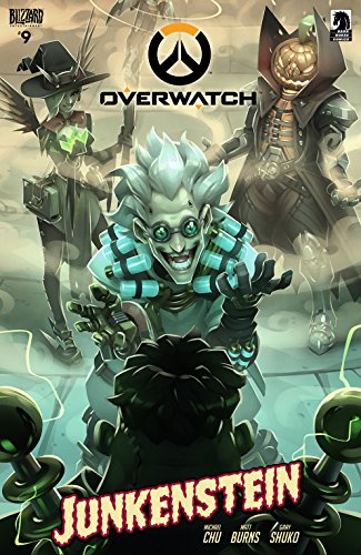 Overwatch (Italian) #9