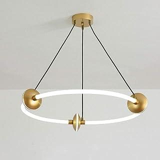 Home Equipment Wall light Ring Postmodern Pendant Light 1 Light Ceiling Lamp Indoor Modern Ceiling Light Fixtures for Kitc...