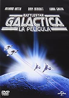 Battlestar Galactica [DVD] [1980] (B0002N7EGS) | Amazon price tracker / tracking, Amazon price history charts, Amazon price watches, Amazon price drop alerts