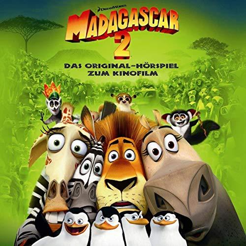 Madagascar 2. Das Original-Hörspiel zum Kinofilm Titelbild