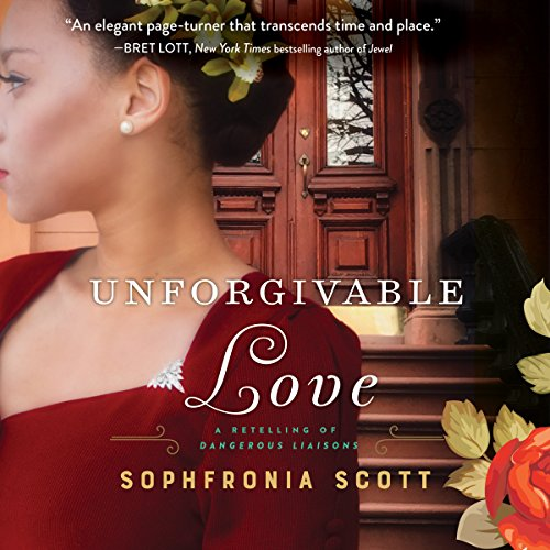 Unforgivable Love audiobook cover art