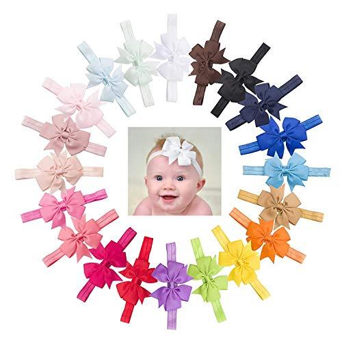 El Mejor Listado de Moños para Bebé que puedes comprar esta semana. 4