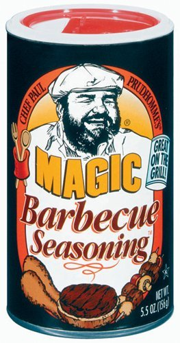 Chef Paul Prudhomme's Magic Seasoning Blends ~ Magic 4-Pack, Qty. 4 2-Ounce Bottles