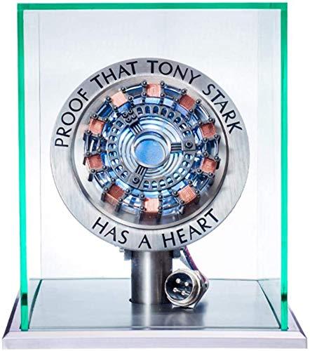 Die erste Generation Iron Man Arc Reaktor Brust Lampe, Legierung Reaktor Modell Spielzeug Hobby Sammlung Freund Geschenk MK1/MK2 A,MK1
