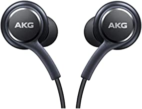 AKG Wired Earphones with Mic (Black)
