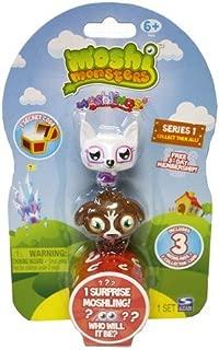 Moshi Monsters Moshlings Mini Figures - Series 1 - Pack of 3 Figures (w/ 1 code)