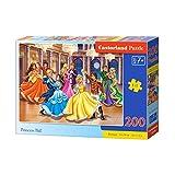 Castor País B de 222018Princess Ball, 200piezas puzzle, multicolor , color/modelo surtido