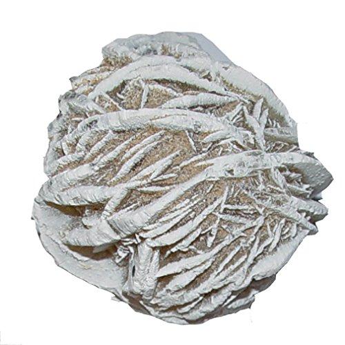 Sandrose Wüstenrose aus Mexiko Größe S: ca. 30 - 40 mm als Deko - oder als Duftöl Speicher (4863)