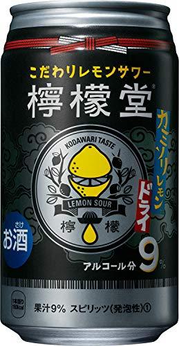 檸檬堂 カミソリレモン [ チューハイ 350ml×24本 ]