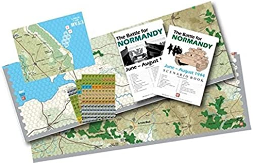 GMT  Battle for Normandy Expansion Kit for the Base Game by GMT Games