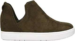 CUSHIONAIRE Women's Hero Hidden Wedge Sneaker +Wide Width Available