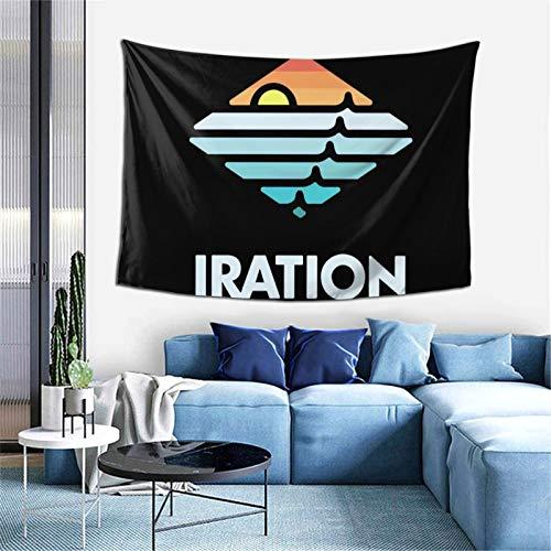 Tapiz de iración para colgar en la pared, tapices suaves para decoración del hogar, para sala de estar, dormitorio, 156 x 100 cm