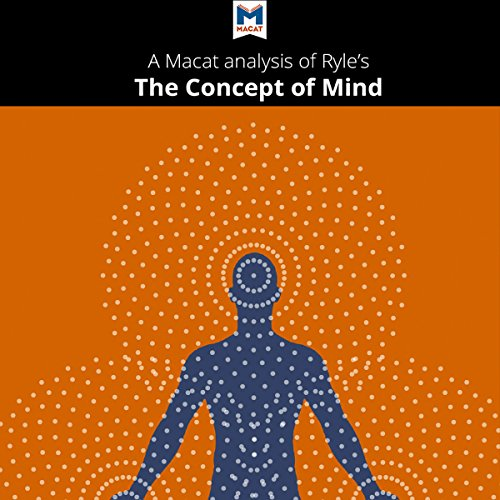 A Macat Analysis of Gilbert Ryle's The Concept of Mind audiobook cover art