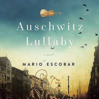 Auschwitz Lullaby audiobook cover art