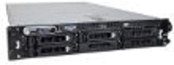 Dell Poweredge 2950 Generation III Poweredge 2950 G3 Quad Core 2 x 2.66GHZ E5430 GEN III Processors, 8GB RAM, 2x73GB SAS 15k Disk Drives, SAS 6i, rails and bezel