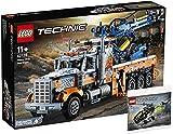 BRICKCOMPLETE Lego Technic 42128 - Juego de 2 camionetas y helicóptero 30465