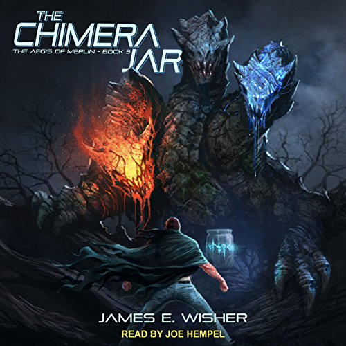 The Chimera Jar audiobook cover art