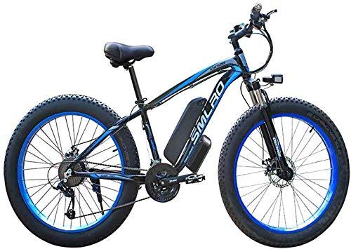 ZJZ Las bicis eléctricas de Las bicis eléctricas de 26 Pulgadas, Viaje...