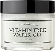 I'm From Vitamin Tree Water-gel 75g, Vitamin Water 72.39%, Vitamin Tree