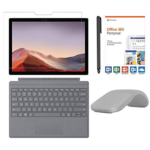 Microsoft Surface Pro 7 2 in 1 12.3