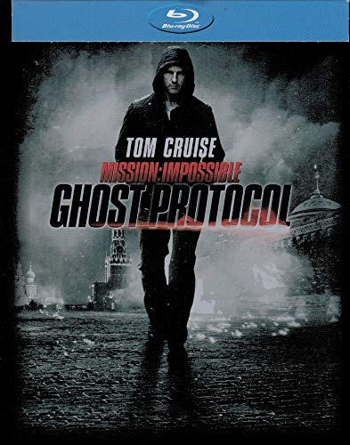 Mission Impossible: Ghost Protocol [Blu-ray]