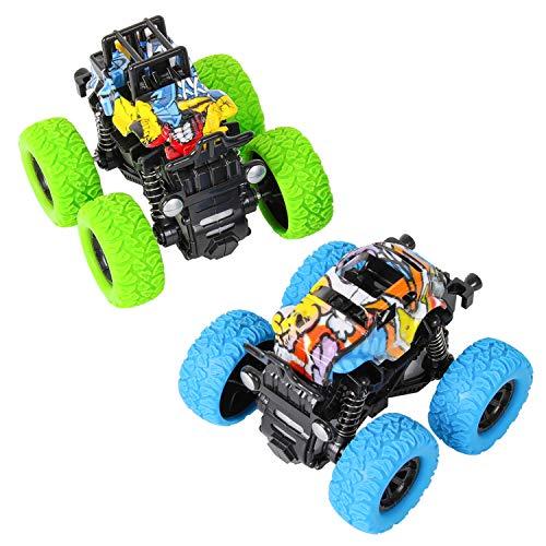 TWFRIC Coches Niños Juguetes Vehiculos Coches Maquetas