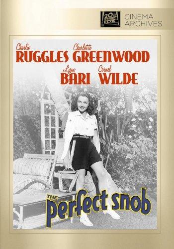 Perfect Snob [Edizione: Stati Uniti] [Reino Unido] [DVD]