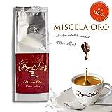 Caffè Italiano Bocca Della Verità Café Molido MISCELA ORO - 2 Kilos (8 paquetes de 250g)