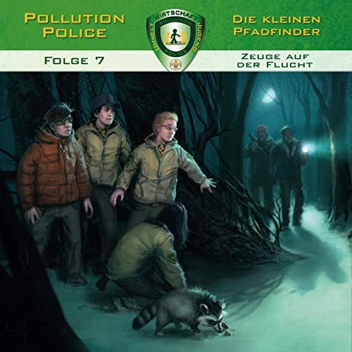 Zeuge auf der Flucht cover art