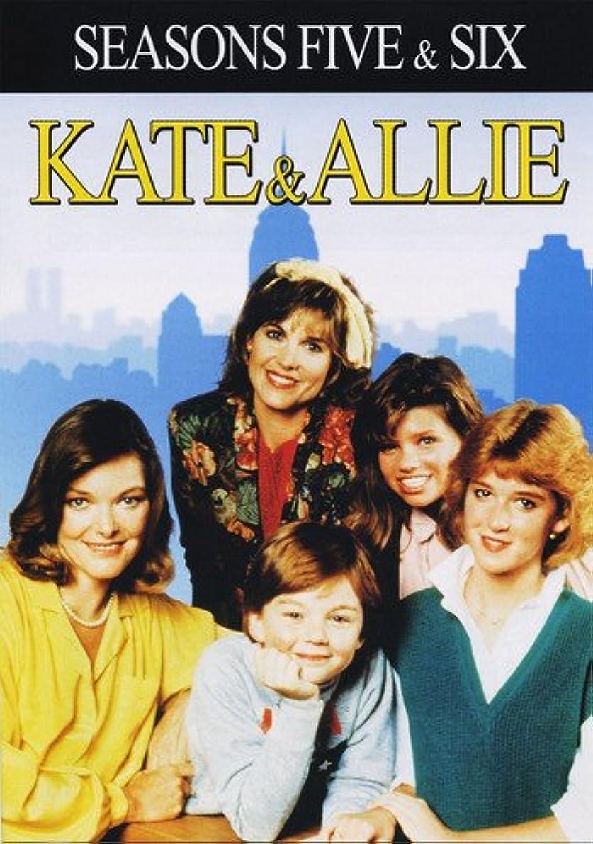 短命ダンス誤解するKate & Allie: Seasons 5 & 6 [DVD] [Import]