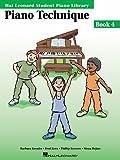 Piano Technique Book 4: Hal Leonard Student Piano Library (Hal Leonard Student Piano Library (Songbooks))