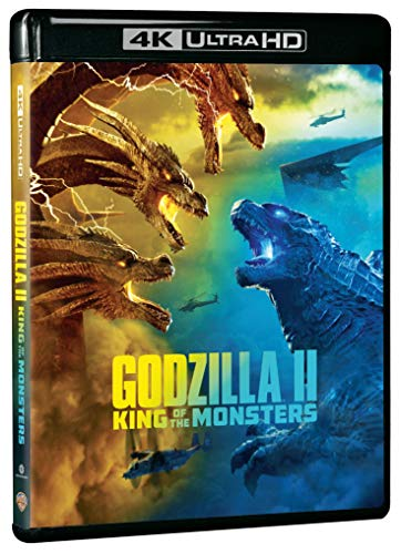 Godzilla 2: King Of The Monsters (4K+Br)