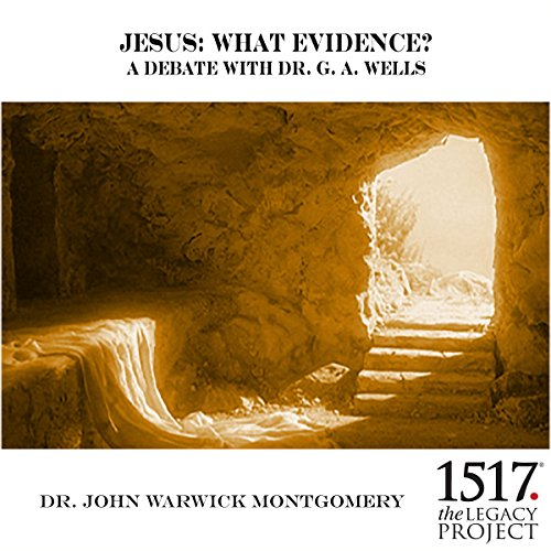 Jesus: What Evidence? audiobook cover art