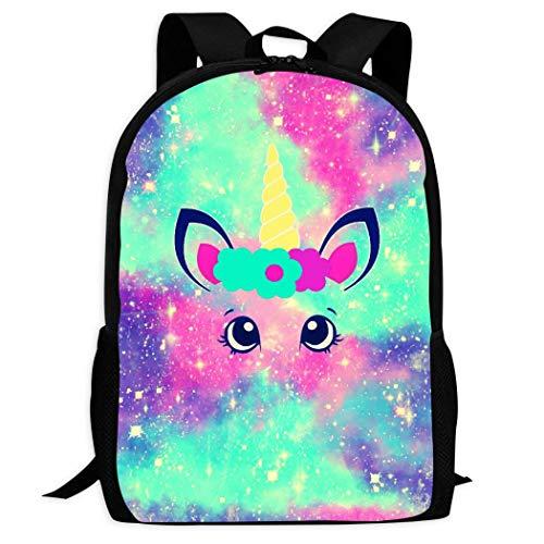 Kawaii Galaxy3 Rucksäcke, süße Muster, bedruckte Tasche, perfekte Größe für Schule und Reisen