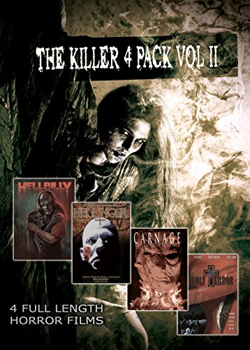 Feature Film - Killer 4 Pack Vol Ii [Edizione: Regno Unito]
