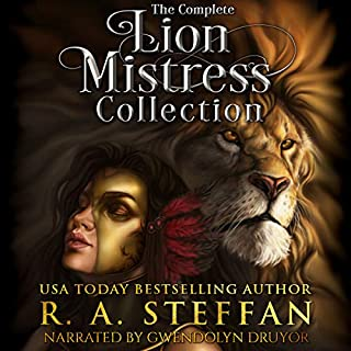 The Complete Lion Mistress Collection audiobook cover art