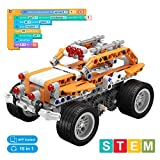 Apitor SuperBot, Educational Building Block 18 in 1 Robot Kit, STEM Coding Learning Toy, APP Remote Control, Ideal Gift for Kids 8+, Compatible with Major Building Block Brands (400+ Pieces)