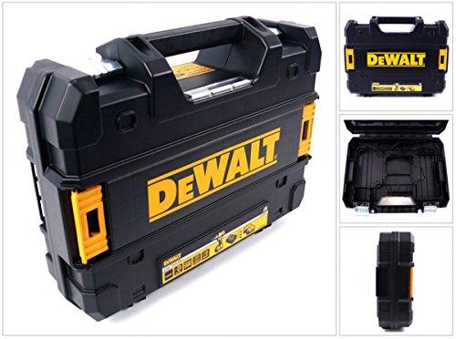 DeWalt Werkzeugkoffer TStak für DeWalt Akkuschrauber 18 V für 3,0 / 4,0 / 5,0 AH Akkus