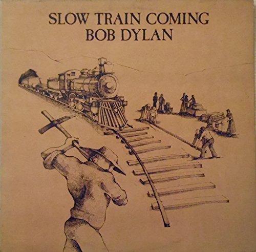 Bob Dylan SLOW TRAIN COMING, CBS 86095