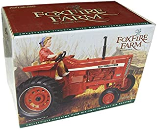 Ertl Collectibles Foxfire Farm By Lowell Davis Miss Charlotte #6 Collectible Figurine with Die-Cast Farmall 826 Tractor