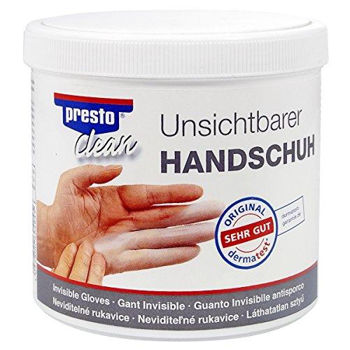 Presto clean 604045 Unsichtbarer Handschuh, 650 ml