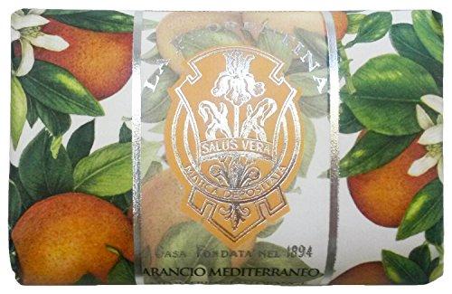 La Florentina Meditteraneo zeep van papier, 200 g