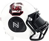 Nima Athletics Portable Bluetooth Speaker, [Officially Licensed] NCAA College Football Helmet Wireless Stereo Speaker Built-in Mic, Loud HD Sound Bass (Small, South Carolina Gamecocks)