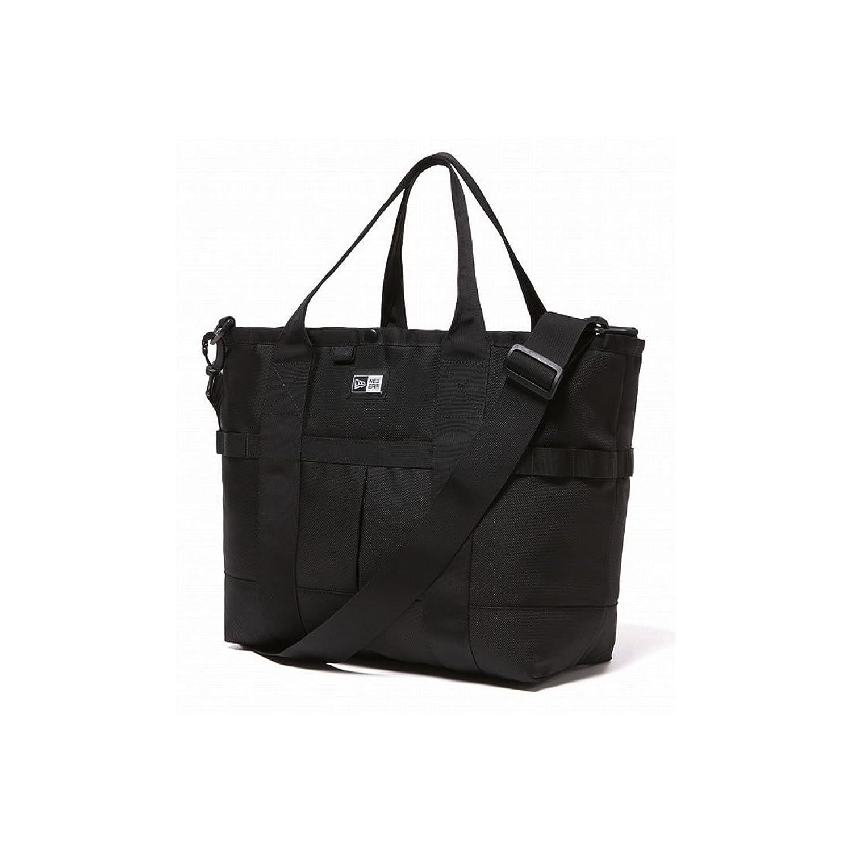 ニューエラ トートバッグ 11404124 ブラック TOTE BAG black