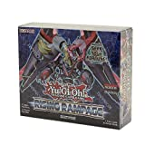 Best Yugioh Booster Boxes - Yu-Gi-Oh! Rising Rampage Booster Display Box (24) KON84357 Review