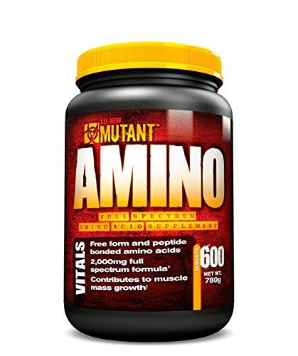 Mutant Amino 600 Tabletten