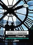 Preparación de las Pruebas de Acceso a La Universidad Historia de La Filosofía - 9788423695560