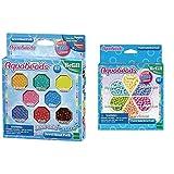 Aquabeads - 79178 - Pack Abalorios Joya+- Pack De Abalorios Pastel, Color Carbón (Epoch 31360)